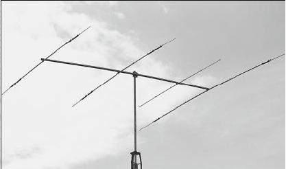 Renew an old shortwave beam